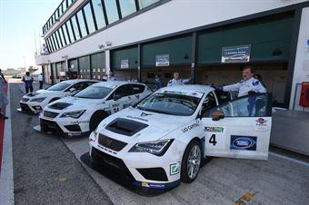 Salvatore Tavano (Sc. del Girasole   Cupra Racing,Cupra TCR SEQ #4) , TCR ITALY TOURING CAR CHAMPIONSHIP