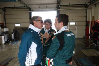 Salvatore Tavano (Sc. del Girasole   Cupra Racing,Cupra TCR SEQ #4) Tarcisio Bernasconi, TCR ITALY TOURING CAR CHAMPIONSHIP