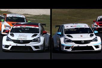 Nello Nataloni (South Italy RT,Opel Astra TCR  #18) , TCR ITALY TOURING CAR CHAMPIONSHIP