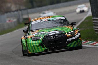 Enrico Bettera (Pit Lane Competizioni,Audi RS3 LMS SEQ #69), TCR ITALY TOURING CAR CHAMPIONSHIP