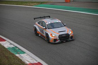 Klim Gavrilov (LTA Rally,Audi TCR SEQ #14) , TCR ITALY TOURING CAR CHAMPIONSHIP