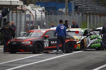 Jacopo Guidetti (BF Motorsport,Audi RS3 LMS SEQ TCR DSG#71), TCR ITALY TOURING CAR CHAMPIONSHIP