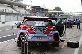 Damiano Reduzzi (Trico WRT,Hyundi l30 N TCR #81), TCR ITALY TOURING CAR CHAMPIONSHIP