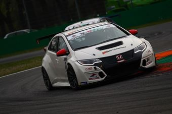 Lev Tolkacheev (MM Motorsport,Honda Civic TCR #8), TCR ITALY TOURING CAR CHAMPIONSHIP