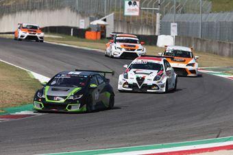Denis Grigoriev (Scuderia Race Republic,Honda Civic FK2 TCR #7), TCR ITALY TOURING CAR CHAMPIONSHIP