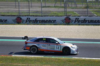 Klim Gavrilov (VRC Team,Audi RS3 LMS SEQ #14), TCR ITALY TOURING CAR CHAMPIONSHIP
