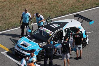 Milli Altoè (PRO Team,Volkswagen Golf TCR TCR DSG #64), TCR ITALY TOURING CAR CHAMPIONSHIP