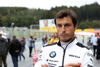 Spielberg (AUT) 22th September 2018. BMW M Motorsport, Race 17, Bruno Spengler (CAN) BMW Works Driver., ITALIAN GRAN TURISMO CHAMPIONSHIP