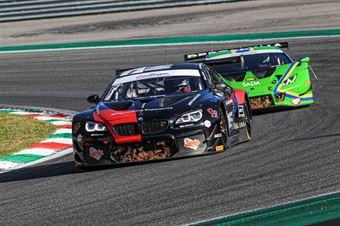 Comandini Stefano Zug Marius Krohn Jesse, BMW M6 GT3 #7, BMW Team Italia, ITALIAN GRAN TURISMO CHAMPIONSHIP