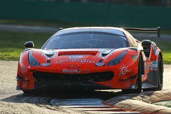 Di Amato Daniele Vezzoni Alessandro, Ferrari 488 GT3 #25, RS Racing, ITALIAN GRAN TURISMO CHAMPIONSHIP
