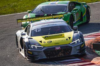 Drudi Mattia Agostini Riccardo Mancinelli Daniel, Audi R8 #12, Audi Sport Italia                               , ITALIAN GRAN TURISMO CHAMPIONSHIP