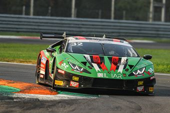 Kikko Galbiati Venturini Giovanni Mapelli Marco, Lamborghini Huracan GT3 Evo #32, Imperiale Racing, ITALIAN GRAN TURISMO CHAMPIONSHIP