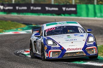 Gnemmi Paolo Pera Riccardo De Castro Sabino, Porsche 718 Cayman Gt4 #250, Ebimotors , ITALIAN GRAN TURISMO CHAMPIONSHIP
