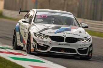 Guerra Francesco Riccitelli Simone Neri Nicola, BMW M4 GT4 #215, BMW Team Italia, ITALIAN GRAN TURISMO CHAMPIONSHIP