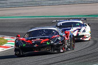 Hudspeth Sean Michelotto Mattia Greco Matteo, Ferrari 488 GT3 #3, Easy Race, ITALIAN GRAN TURISMO CHAMPIONSHIP
