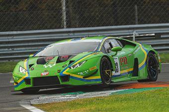 Kroes Danny Schandorff Frederik Tujula Tuomas, Lamborghini Huracan GT3 Evo #63, Vincenzo Sospiri Racing, ITALIAN GRAN TURISMO CHAMPIONSHIP