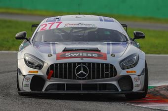 Magnoni Luca Formenti Claudio Wahome Jeremy, Mercedes AMG GT4 #277, Nova Race Events, ITALIAN GRAN TURISMO CHAMPIONSHIP