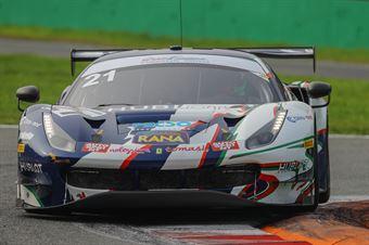 Mann Simon Cressoni Matteo, Ferrari 488 GT3 #21, AF Corse, ITALIAN GRAN TURISMO CHAMPIONSHIP