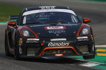 Marchi Andrea Di Giusto Mattia De Amicis Alberto, Porsche 718 Cayman Gt4 #252, Ebimotors , ITALIAN GRAN TURISMO CHAMPIONSHIP