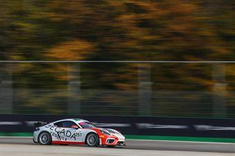 Talarico Marco Cutrera Alessandro Del Vecchio Leonardo, Porsche Cayman 982 #251, Ebimotors , ITALIAN GRAN TURISMO CHAMPIONSHIP