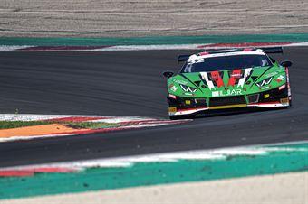 Kikko Galbiati Venturini Giovanni Frassineti Alex, Lamborghini Huracan GT3 Evo #32, Imperiale Racing, CAMPIONATO ITALIANO GRAN TURISMO
