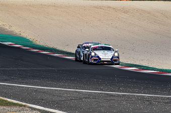 Gnemmi Paolo De Castro Sabino Postiglione Vito, Porsche 718 Cayman Gt4 #250, Ebimotors , CAMPIONATO ITALIANO GRAN TURISMO