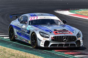 Magnoni Luca De Luca Francesco, Mercedes AMG GT4 #277, Nova Race Events, CAMPIONATO ITALIANO GRAN TURISMO