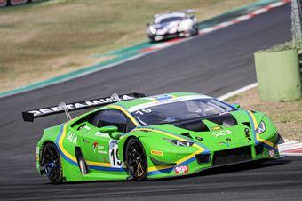 Pulcini Leonardo Giammaria Raffaele Yuki Nemoto, Lamborghini Huracan GT3 Evo #19, Vincenzo Sospiri Racing, CAMPIONATO ITALIANO GRAN TURISMO