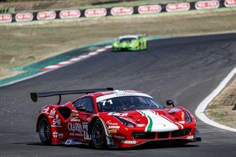 Roda Giorgio Rovera Alessio Fuoco Antonio, Ferrari 488 GT3 #71, AF Corse, CAMPIONATO ITALIANO GRAN TURISMO