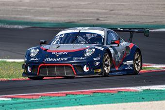 Venerosi P. Paolo Baccani R. Alessandro Malucelli Matteo, Porsche #44, Ebimotors, CAMPIONATO ITALIANO GRAN TURISMO