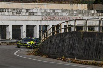 Basso Giandomenico Granai Lorenzo; Volkswagen Polo R5 #1; Sport&Comunicazione, CAMPIONATO ITALIANO RALLY