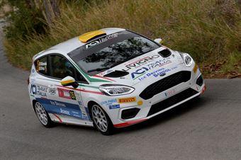 Bormolini Michele Pozzi Daniele, Ford Fiesta R2B #25, CAMPIONATO ITALIANO RALLY