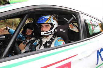 Cogni Giorgio Zanni Gabriele, Ford Fiesta R2B #22, Meteco Corse, CAMPIONATO ITALIANO RALLY
