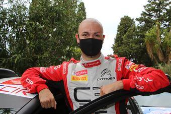 Crugnola Andrea Ometto Pietro Elia, Citroen C3 R5 #2, FPF Sport, CAMPIONATO ITALIANO RALLY