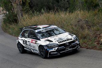 Michelini Rudy Perna Michele, Volkswagen Polo R5 #3, Movisport, CAMPIONATO ITALIANO RALLY