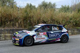 Signor Marco Pezzoli Francesco, Volkswagen Polo R5 #6, Sama Racing, CAMPIONATO ITALIANO RALLY