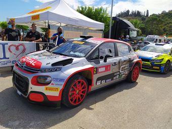Riordino Targa Florio Rally 2020, CAMPIONATO ITALIANO RALLY