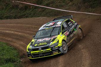 Giandomenico Basso Lorenzo Granai, Volkswagen Polo R5 #1, Sport&Comunicazione, CAMPIONATO ITALIANO RALLY
