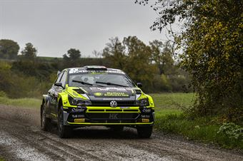 Giandomenico Basso Lorenzo Granai; Volkswagen Polo R5 #1; Sport&Comunicazione, CAMPIONATO ITALIANO RALLY