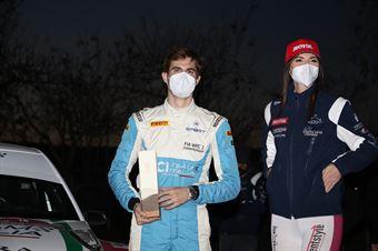 Alberto Battistolli Simone Scattolin; Skoda Fabia R5 #16; Scuderia Palladio, CAMPIONATO ITALIANO RALLY