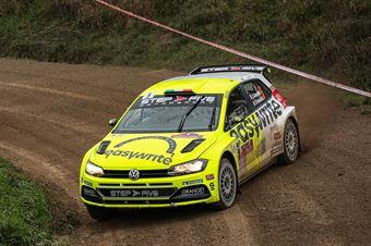 Simone Campedelli Sauro Farnocchia, Volkswagen Polo R5 #5, Project Team, CAMPIONATO ITALIANO RALLY