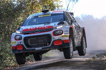 Andrea Crugnola Pietro Elia Ometto; Citroen C3 R5 #2; FpF Sport, CAMPIONATO ITALIANO RALLY