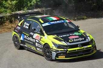 Giandomenico Basso  Lorenzo Granai, Volkswagen Polo R5 #1, Sport e Comunicazione, CAMPIONATO ITALIANO RALLY