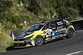 Giandomenico Basso Lorenzo Granai, Volkswagen Polo R5 #1, CAMPIONATO ITALIANO RALLY