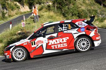 Craig Breen Paul Nagle, Hyundai i20R5 #9, ITALIAN RALLY CHAMPIONSHIP