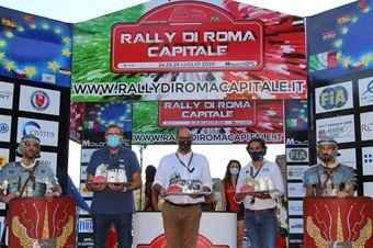 Partenza Castel Sant'Ángelo, ITALIAN RALLY CHAMPIONSHIP