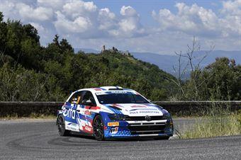 Fabian Kreim Christian Frank, Volkswagen Polo R5 #20, CAMPIONATO ITALIANO RALLY