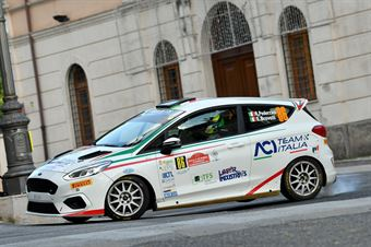 Riccardo Pederzani Edoardo Brovelli, Ford Fiesta Rc4 #86, CAMPIONATO ITALIANO RALLY