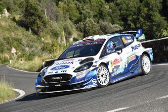Pedro Baldaccini, M SPORT Ltd Ford Fiesta WRC Plus #103, CAMPIONATO ITALIANO RALLY