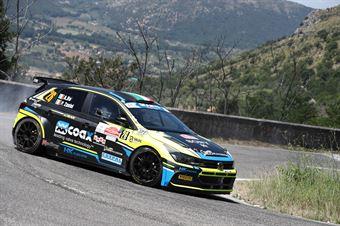 Alessandro Re Paolo Zanini, Volkswagen Polo R5 #26, CAMPIONATO ITALIANO RALLY